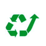 Upcycling logo - Fyns Produktion ApS